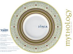 "Ionia new collection ""Mythology"""