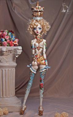 Amazing doll! ♥