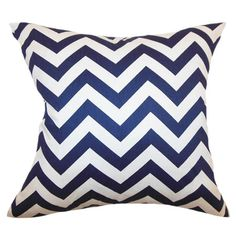 Cleo Pillow in Blue at Joss & Main