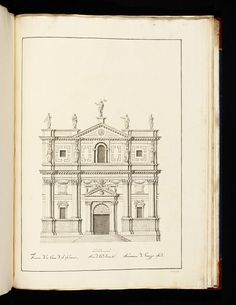 Architectural drawing | visentini | V Search the Collections