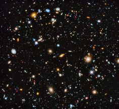 Understanding the Famous Hubble Ultra Deep Field --- Image Credit: NASA/ESA/Hubble