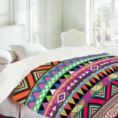 Aztec print bedding bedroom pinterest for Aztec bedroom ideas