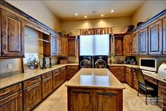 Now that's a laundry room!!!