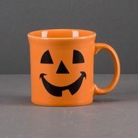 Fiesta Happy Pumpkin mug