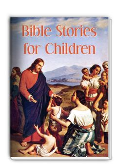 Bible Stories for Children! Old  New Testament stories from a Catholic persepctive written for lower elementary grades. We may just have a lesson plan in the near future using this title as a Jesse Tree/Lenten study guide, complete with coloring pages, worksheets  activities! ;) Keep an eye on the Sanctus Simplicitus blog for more details. http://www.allthesaintsbooks.com/bible-stories-for-children.html