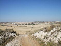 Meseta camino de Santiago chemin, meseta