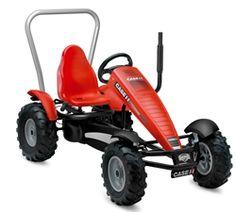 Berg Toys Case IH BF-3 Pedal Go Kart 03.73.73.00