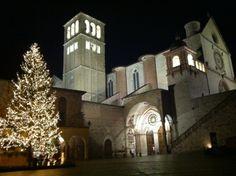 Suggestivo particolare della Basilica di San Francesco