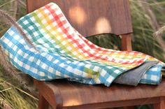 The Drapery: Whole cloth quilting with Nani Iro double gauze