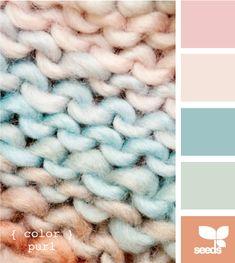 Soft color palette #colorpalette