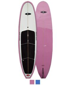 Pink Stand Up Paddle Board! #Paddleboarding #SUP #Pink Buy it Now: http://www.waterwaysup.com/outer-harbor-10-6-newport-stand-up-paddle-board.html $935
