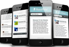 12 Top Mobile WordPress Themes
