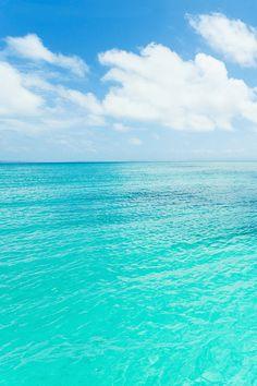 Idyllic tropical beach in Japan, Yaeyama Islands ✿⊱╮
