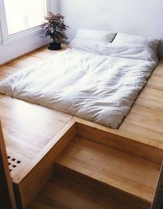 decor, beds, floors, floor bed ideas, dream, hous, mattresses, awesome bed, bedroom