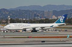 Air New Zealand, Boeing 747-400