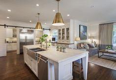 kitchen desks, interior design, kitchen layouts, dreami kitchen