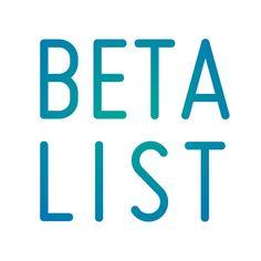 Beta List - Cloud-based delegate registration and engagement