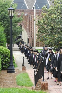Agnes Scott College Commencement May 9, 2009 by Agnes Scott College, via Flickr
