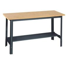 Edsal, 72 in. W x 30 in. D Workbench with Storage, UBM7230 at The Home Depot - Tablet