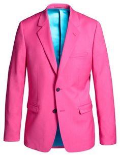 Versace for H Pink Blazer