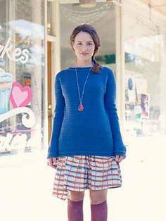 Ravelry: Blueberry Popover 2.0 pattern by Anastasia Popova