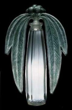 Lalique perfume bottle