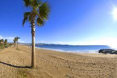 Frejus beach, south of France