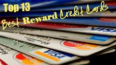 The rundown on the best credit cards with rewards for 2013!  I love how she breaks them down by cards for people with good or OK credit.