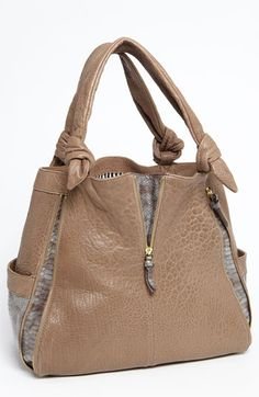 Vintage Reign 'Marky' Hobo available at #Nordstrom