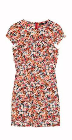 FLORAL DRESS // 10 Easy Pick-Me-Ups For A More Cheerful Day - Clementine Daily