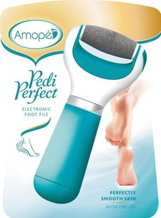 Amope PediPerfect Pedicure Electronic Foot File for Smooth Skin $54.99 - from Well.ca