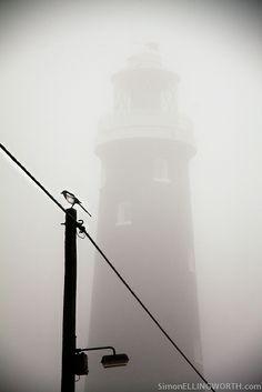 *Lighthouse in Fog