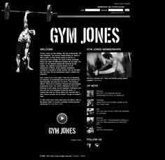 What makes Gym Jones the World's toughest gym