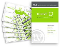 Thrive dft patch is part of the 3 step program. 1. Wake up and take 2 capsules. 2. 20-40 mins later drink the thrive shake. 3. Apply the dft patch for 24 hrs !