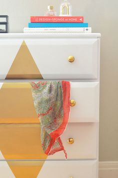 Refinished Dresser by Claire Zinnecker | Camille Styles