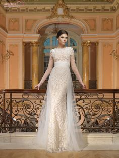 Natalia Vasiliev 2015 Spring Bridal Collection