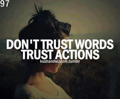 trust actions.