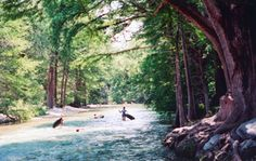 Yeargan's River Bend on the Frio River - I grew up camping here every summer. Wonderful memories, beautiful place!