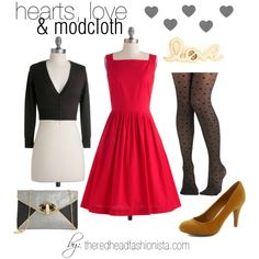 Hearts, Love & ModCloth