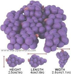 purple marzipan