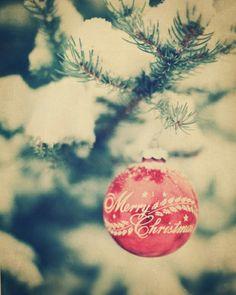 Hang an ornament