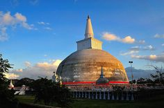 Click to open our Pinterest board on Anuradhapura
