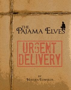 The Pajama Elves Story - a Christmas Eve Tradition where elves deliver magical pajamas to good girls and boys that help them sleep soundly on Christmas Eve.