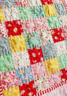 Oh, so sweet #patchwork