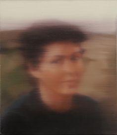 Gerhard Richter ~ Isa, 1990