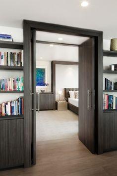 Kornfield Residence - sleek design, incredible view!