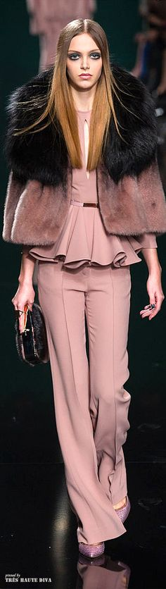 Elie Saab Fall/Winter 2014 - Paris Fashion Week