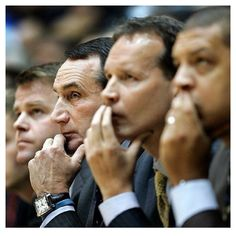 Best coaches EVA!! DUKE Basketball