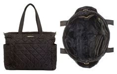 Best diaper bags under $150: TWELVElittle Carry Love Tote. Looks like Marc Jacobs, without the price