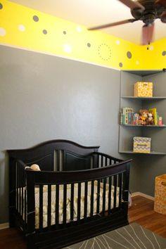 crib, nurseri idea, nurseri decor